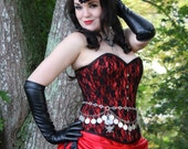 Lady Buccaneer Victorian Pirate Costume - Ready to Ship