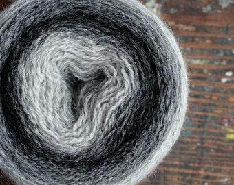 Pure wool knitting yarn - 80 g