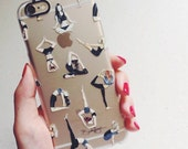 Yoga Girls  iPhone 6 Plus Phonecase