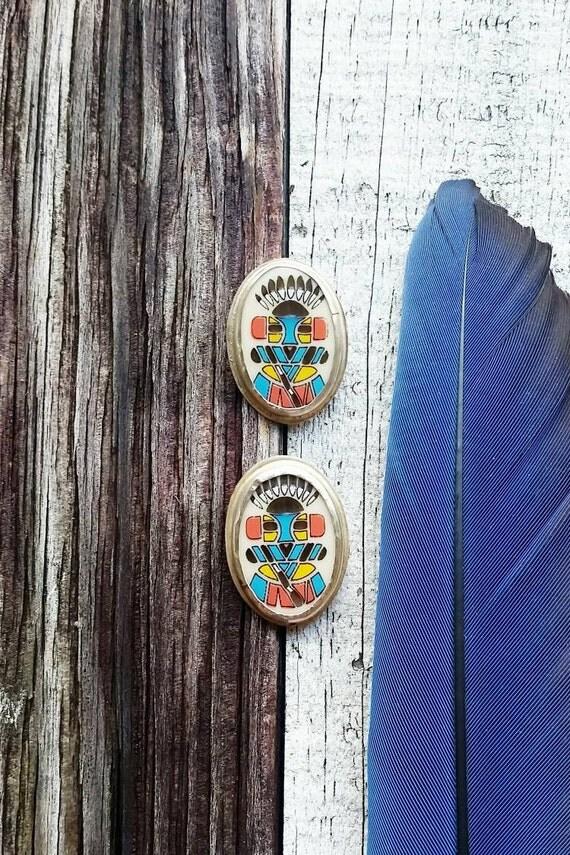 Warrior, Mother, Spirit- Earrings