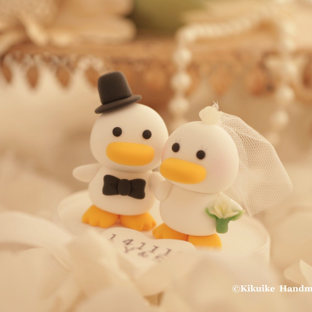 ducks Wedding Cake Topper [E10261624442419904M] - $43.99 : Spotfond.top
