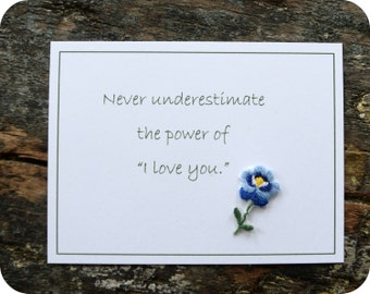 Advice Cards Widsom Cards Advice for Newlyweds Inspirational Card Words of Encouragement Refrigerator Magnet I Love You Prayer Card