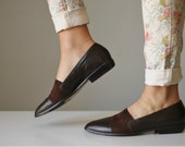 1990s Laura Scott Flats >>> Size 7 to 7-1/2 (7.5)