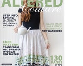 Altered Couture Magazine - Assorted 2016 Issues - NEW