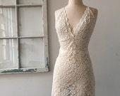 Bridal Lingerie Bride to Be Ivory Lace Lingerie Slip