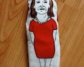 Chrystia Freeland Finger Puppet