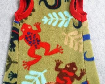 Amphibians  - Sphynx Cat Body Sock