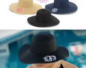 Personalized Sun Hat 3 colors