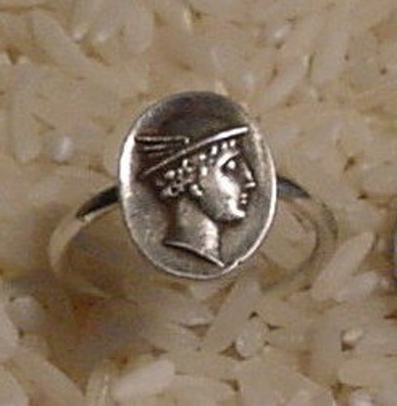 Mercury/Hermes Ring