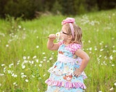 The Ansley Tea party dress by Corinna Couture