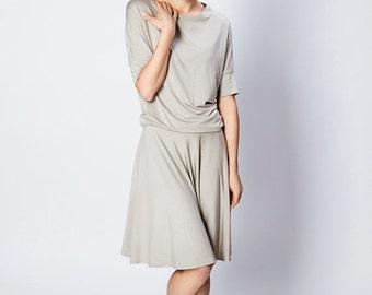SALE - LeMuse Sand dress