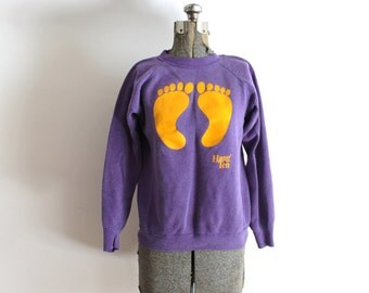 1970s Hang Ten Sweater / 70s Surfing Sweatshirt