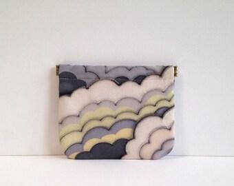 Chako Mia Pouch Grey cloud
