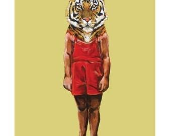 Little Tiger- print