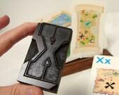 Letterpress X Wood Type Shaded Letter 3D Look Vintage Print X