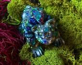 Northern Lights Spirit Bear Animal Totem