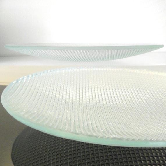 Decoratieve glazen plaat gemaakt van gerecycled glas door glaspunt - Decoratieve platen ...
