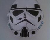 "Star Wars ""The Force Awakens"" Storm Trooper Children's Wall Clock"
