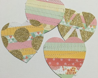 4 Happii Handmade Hearts