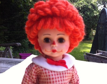 Rag Doll Boy Vintage Madame Alexander