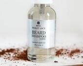 Coffee Beard Shampoo | 100% natural and vegan beard care