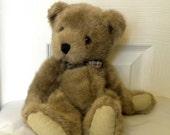 Vintage Bear - Teddy Plush Toy - 11 inch Teddy