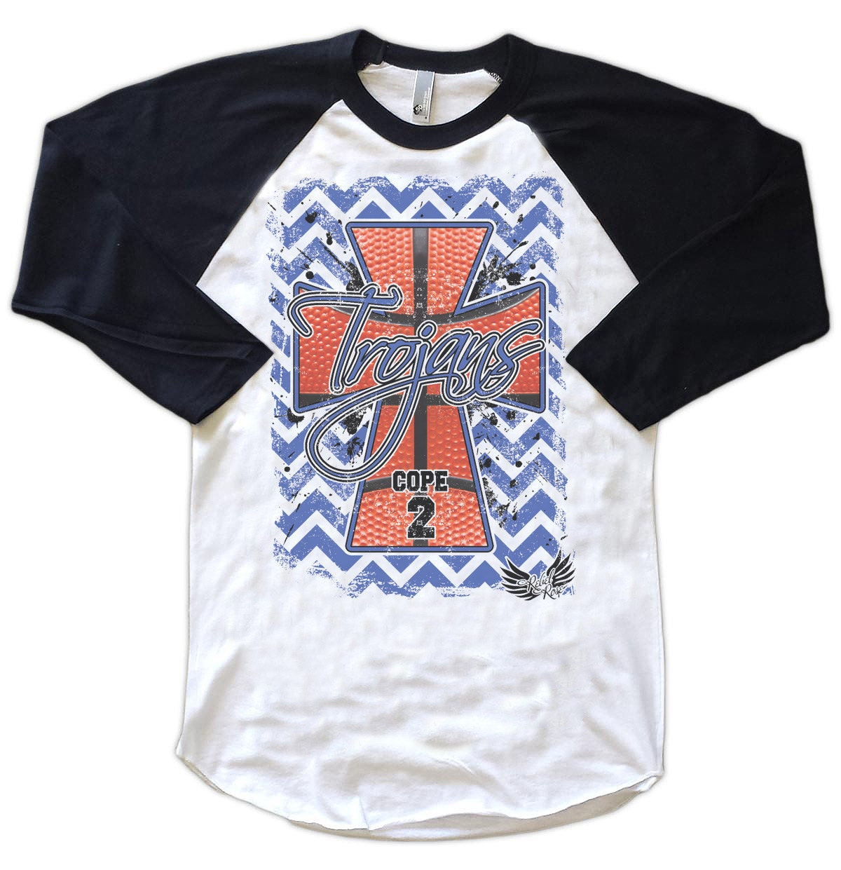 Baseball mom shirt cross personalized baseball by for Custom baseball shirts no minimum
