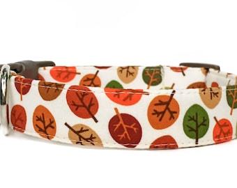 Collar With Leaf Etsy
