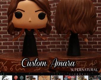 Supernatural Amara Darkness - Custom Funko pop toy