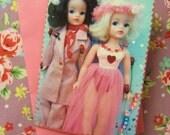 Gay Wedding Sindy Doll Card