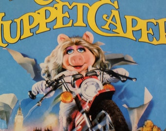 The Great Muppet Caper Hardback Book