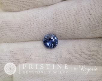 Ceylon Blue Sapphire 6 mm Round Wholesale September Birthstone