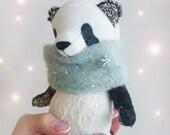 Panda Bear Shu - 6inch