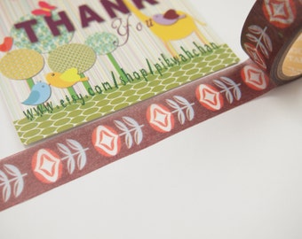 Pattern Washi Tape (5M)