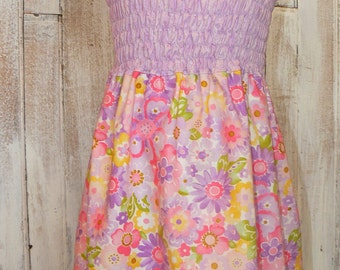 Summer Sale...Blossom Sundress ready to ship in size 3t