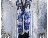 Dreams Legging fantasy fable art dragons gamer geek printed legging tights