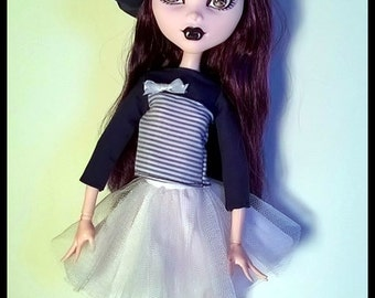 """Monster 17"""" Doll Outfit  - Pret-a-porter - Summer Outfit"""