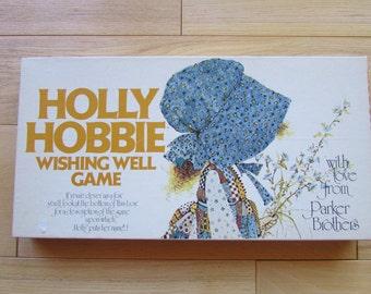 1976 Holly Hobbie Game Bonus Puzzles