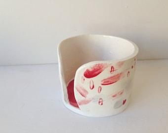 Handmade Ceramic Sponge Holder