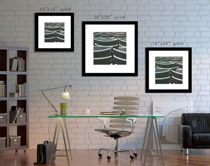 Rows of Outfield Seats, Historic Fenway Park, Empty Stadium, Boston Travel - 8 sizes available