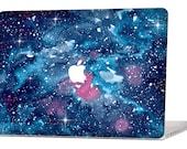Watercolor Nebula MacBook Decal Macbook Stickers Macbook Skin Macbook Case Macbook Pro Cover Laptop Stickers Laptop Skin Laptop Decal Case