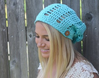 Slouchy Beanie Beret/Hat