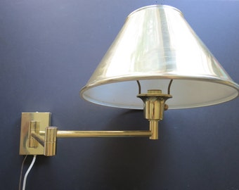 Wall Mounted Articulated Lamp : Articulating light Etsy
