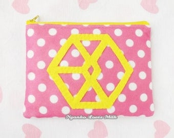 EXO Call Me Baby Pouch