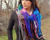 Squid Scarf, Custom, Made To Order