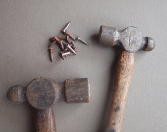 ball peen hammer tattoo. craftsman ball peen hammer pair of two vintage pein hammers metalworking tool machinist\u0027s collectible gift for him guy tattoo
