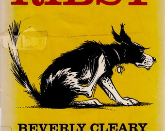 Ribsy by Beverly Cleary, illustrated by Louis Darling