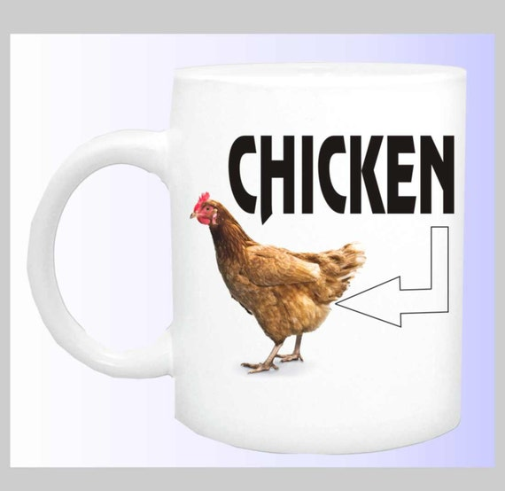 Chicken Sh++, #172, Funny coffee mug, chicken coffee mug, chicken cup, LOL's mug, Birthday coffee mug, co-worker gift,
