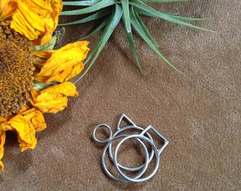 Stacking Geometric Shapes Rings