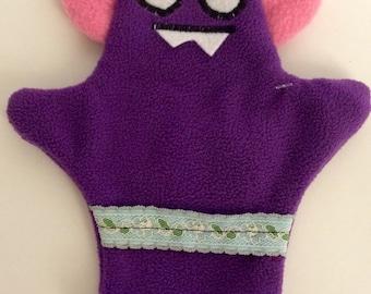 Monster Puppet: Bertie